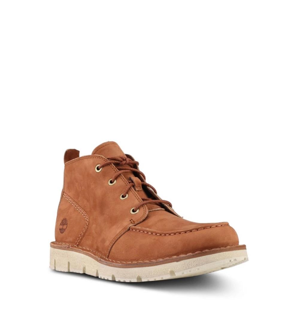 712fa004a4 Timberland Chukka Boots (Westmore Moc Toe), Men's Fashion, Footwear ...