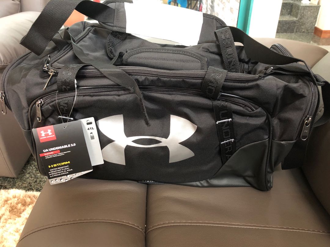 Under armour small duffel bag f76cfdddc26aa