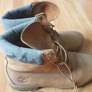 100% Original Timberland Classic Boots