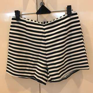 Celana bangkok stripes / garis garis / shorts
