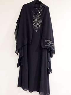 Black Abaya (from Dubai)