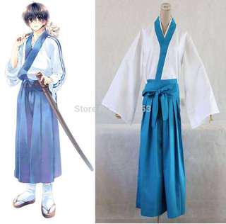Gintama Shinpachi's costume