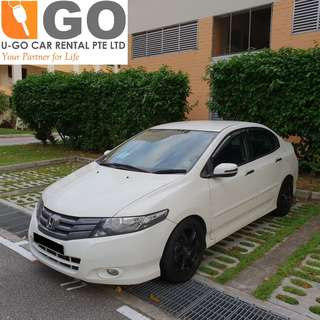 HONDA CITY LX 1.5 I-VTEC Auto FOR RENT/ GRAB / GOJERK / PERSONAL USEAGE