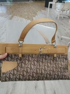 Dior vintage classic bag
