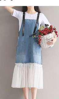 Jeans dress super recommended
