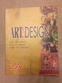 Art & Design 2A