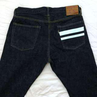 Momotaro Jeans Lot 0105SP 15.7oz (Narrow Tapered) - size 34