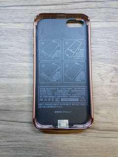 Iphone 7 charger case