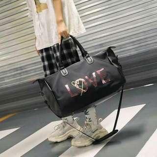 JK: Love Travelling Bag