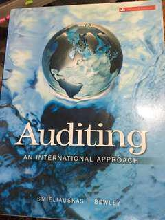 AUDITING textbook 4th canadian edition