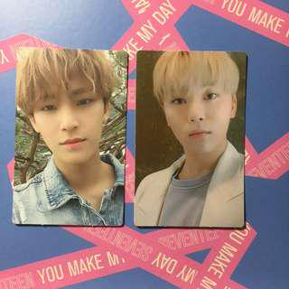 [WTS] Seventeen You Make My Day Photocards