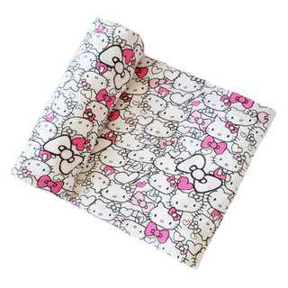 Cozy Premium Baby Blanket/Wrap Muslin Cotton Gauze 1pcs