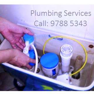 Plumbing Services, Plumber Work, Plumber Install, Toilet Bowl