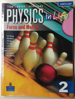 Nss physics book 2 (force and motion)