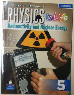 Nss physics book 5 (radioactivity and nuclear energy)