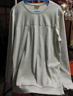 Zalora Grey Sweater (L)