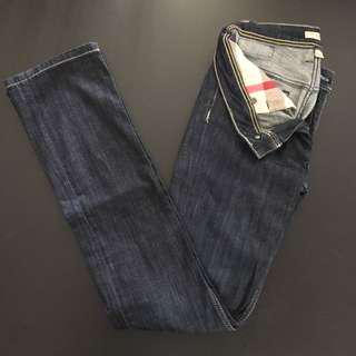 Burberry straight cut jeans