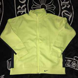 🚚 古著 近全新 Nike Air Presto 電繡LOGO 太空綿 透氣網眼 舒適 小勾 版型 硬挺 休閒外套 運動外套