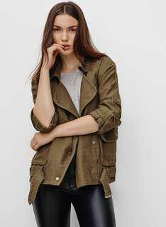 Aritzia's Wilfred Free Rayder jacket
