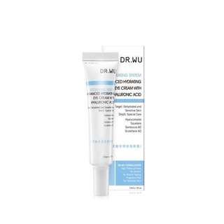 DR. WU [Hydrating System] Advanced Hydrating Eye Cream with Hyaluronic Acid #letgo80