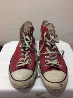 Chuck Taylor Red High