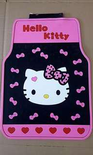 Hello Kitty Car Mat