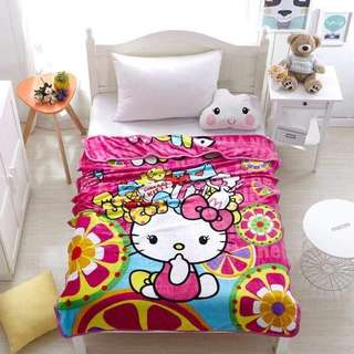 Hello Kitty Blanket Kumot
