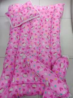 Hello Kitty Kids Comforter Bedding Set