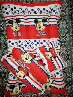 Mickey Kids Comforter Beddings Set