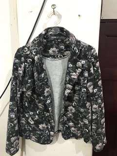 Flower Outer Cardigan