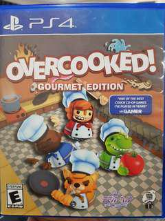 Overcooked : Gourmet Edition - PS4 2nd Hand Game