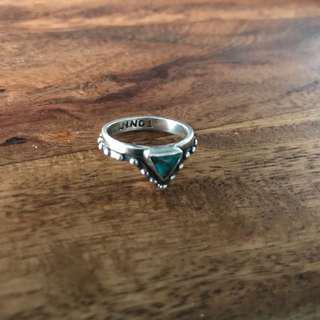 Toni May Ring (Turquoise)