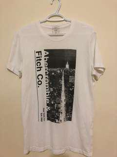 Abercrombie & Fitch Muscle Tee Size Medium