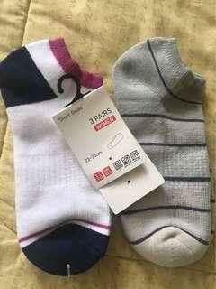 Uniqlo Sports Socks