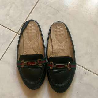 Pre❤️ loafers Gucci inspired