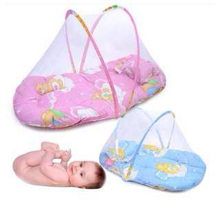 Baby portable travel bed