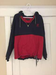 Timberland oversized hoodie size L