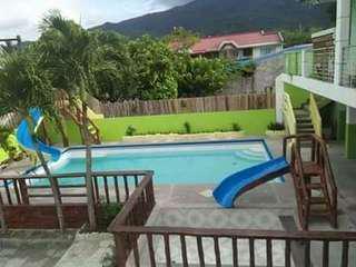Aban Private Pool Hot Spring Resort for Rent in Pansol Calamba Laguna