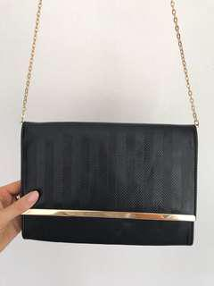 Collette Evening Bag on Chain