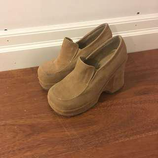 Vintage 90's shoes
