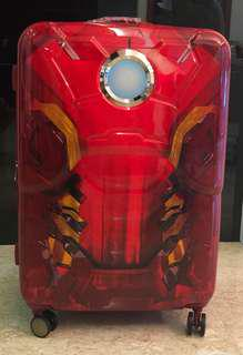 Samsonite Marvel Iron Man edition