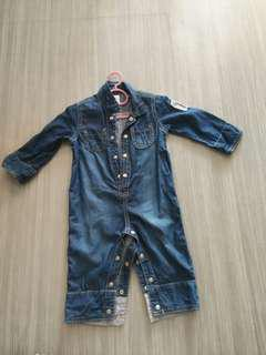 Jeans rompers