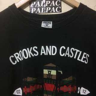 """Official Crooks and Castles 02-12 """"Decade Of Excellence"""""""