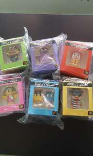 Mcdonald's nano block