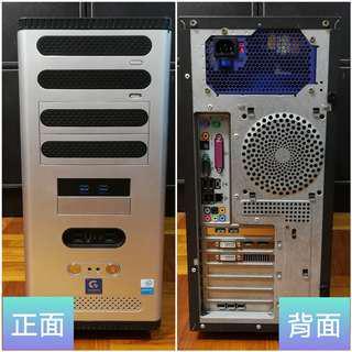 #即買即用#二手DIY組裝(娛樂/文書)電腦 (真正 Intel 4核心處理器)