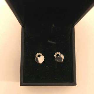 Alex Perry sterling silver earrings