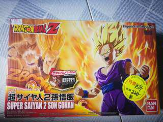 Dragon Ball z super sayan 2 son gohan plastic model kit