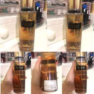 bodymist Vanila lace Victoria's secret
