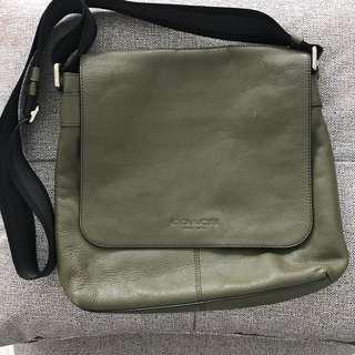 Coach Messenger and Laptop Bag for Men