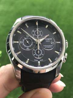 Swiss Made Tissot Chronograph Automatic Men Watch